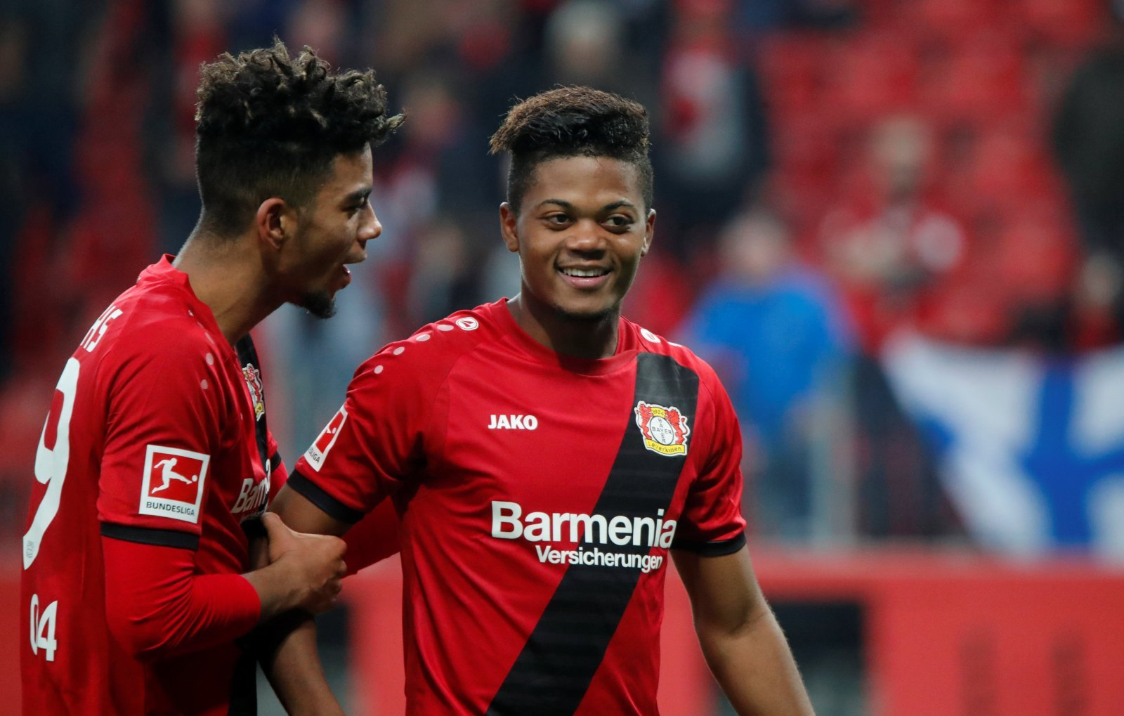 Arsenal fans on Twitter are desperate to secure Leon Bailey's signature