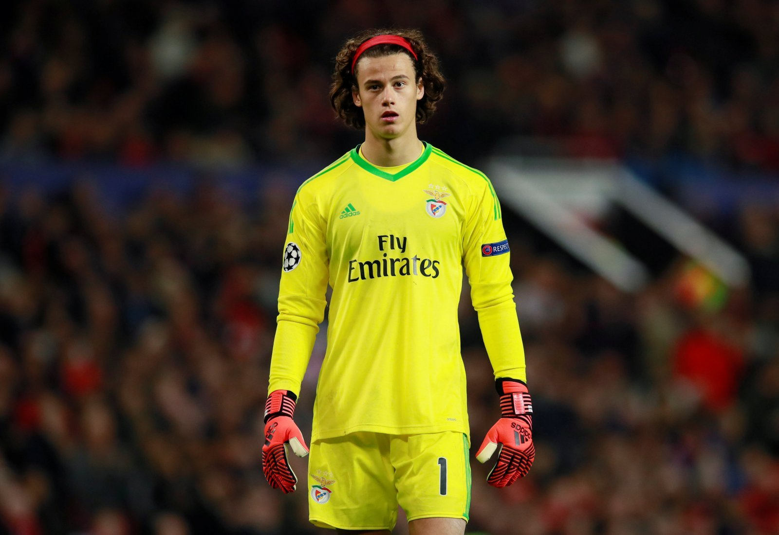 Mile Svilar would be the perfect back-up to Alisson