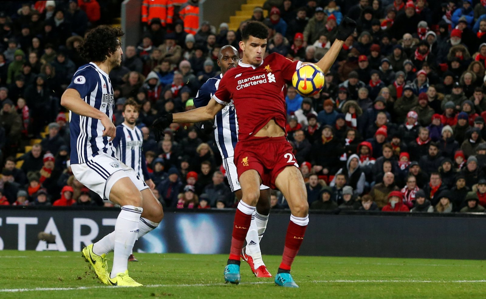 Dominic Solanke is a much better option than Abraham at Palace