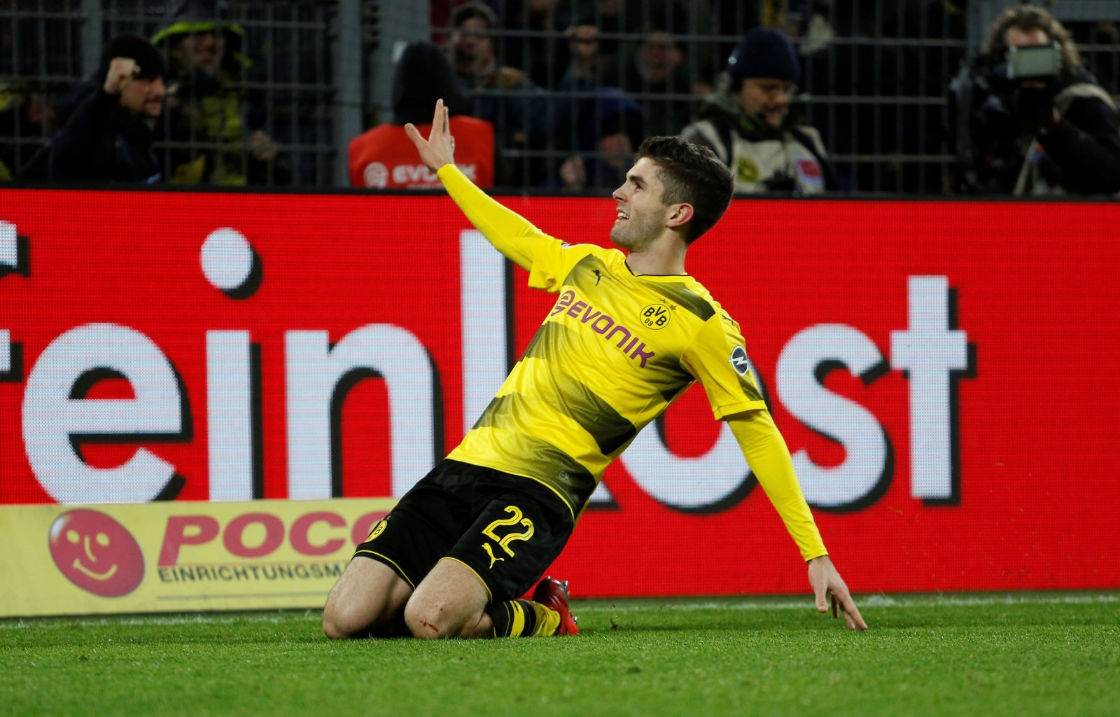 Pulisic would be a wonderful addition for Manchester City in more ways than one