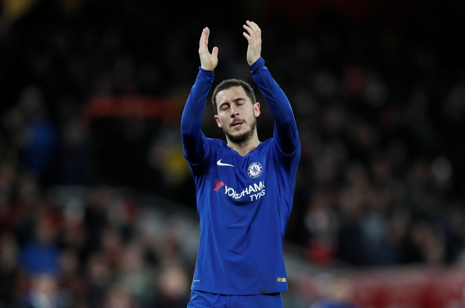 Chelsea fans are convinced that Hazard will sign a new deal