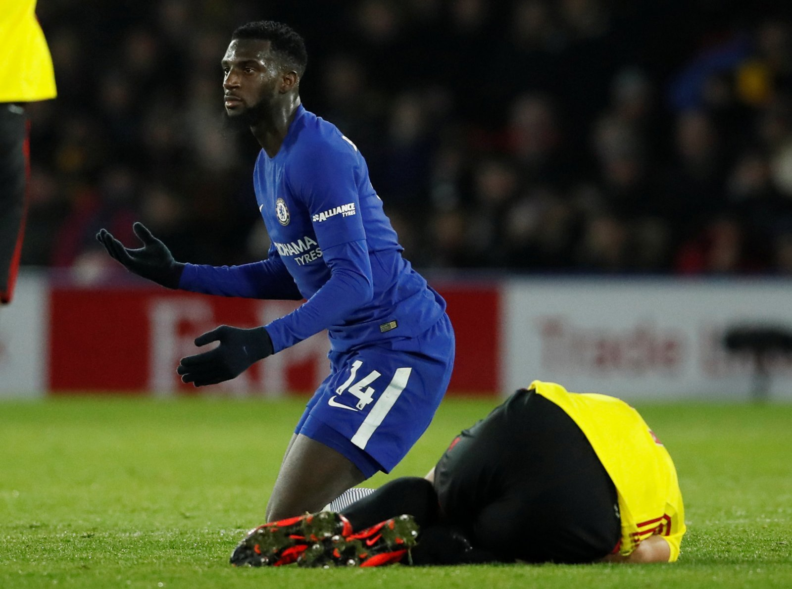 Chelsea fans slam Bakayoko after pre-season game with Perth Glory