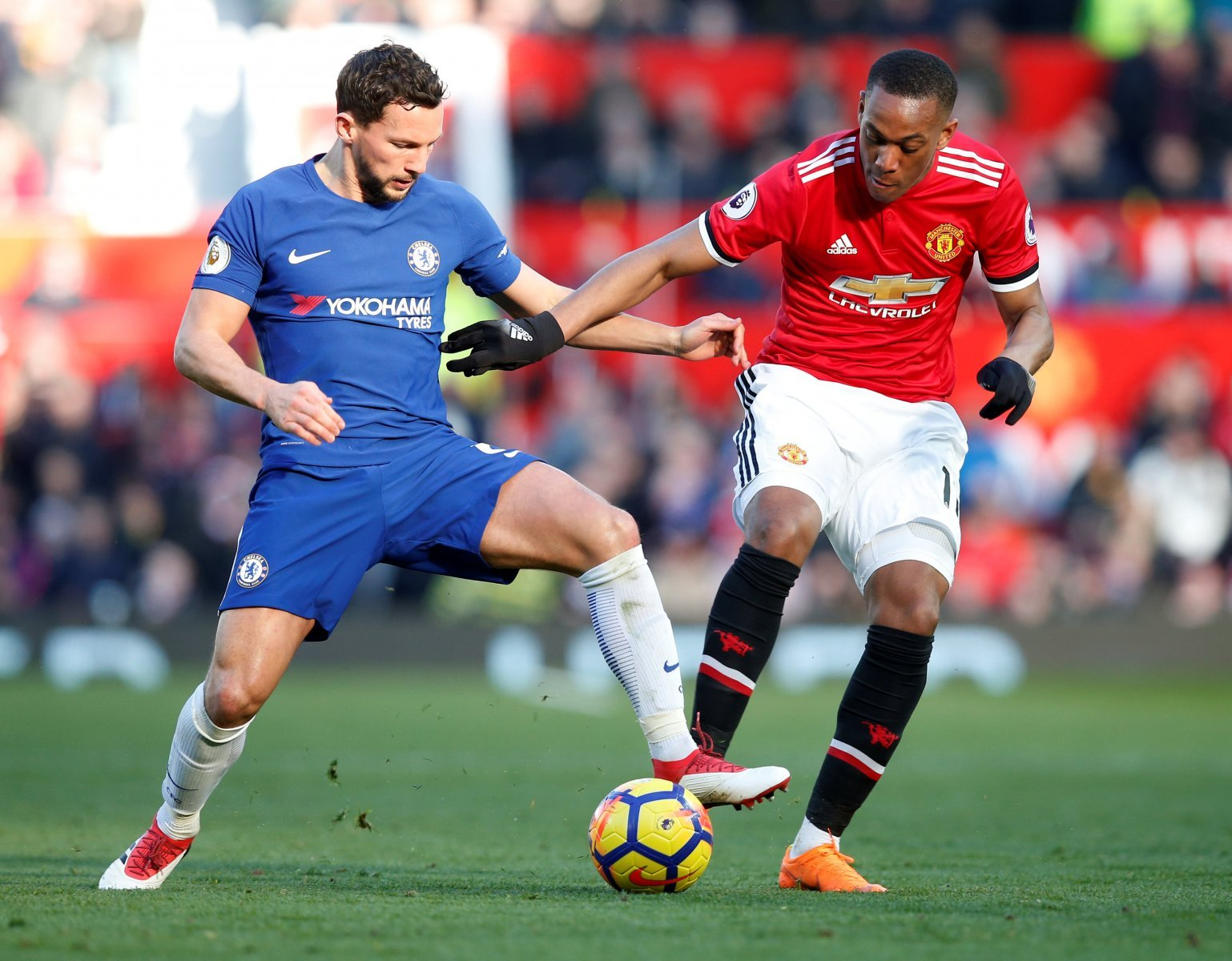 Manchester United do not need Martial and Lingard to pile more misery on Chelsea