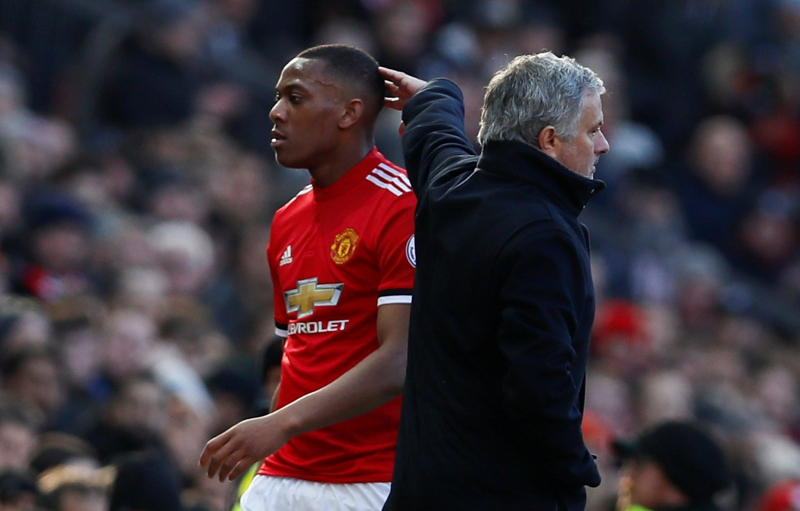 Anthony Martial is more important for Spurs than Jack Grealish