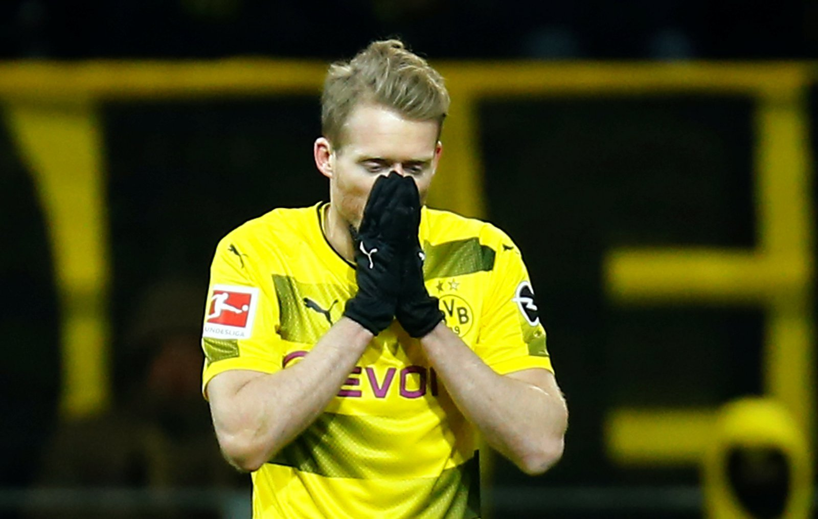 Andre Schurrle's imminent arrival at Fulham is a huge blow for Crystal Palace