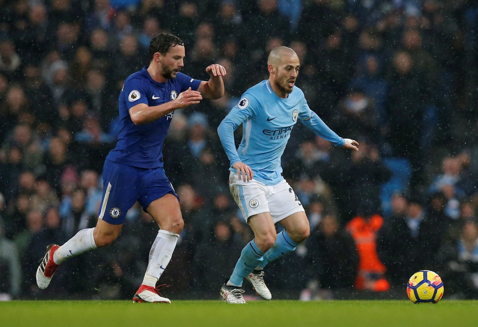 Signing Drinkwater would add quality to Everton's lacklustre midfield