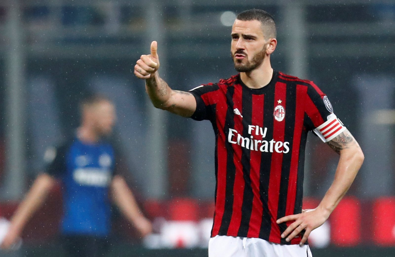 Sign Bonucci and Arsenal will become title contenders