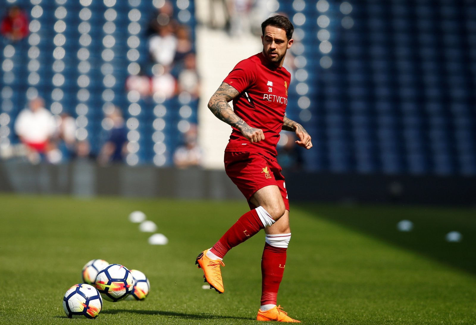 Southampton lead the race for Danny Ings
