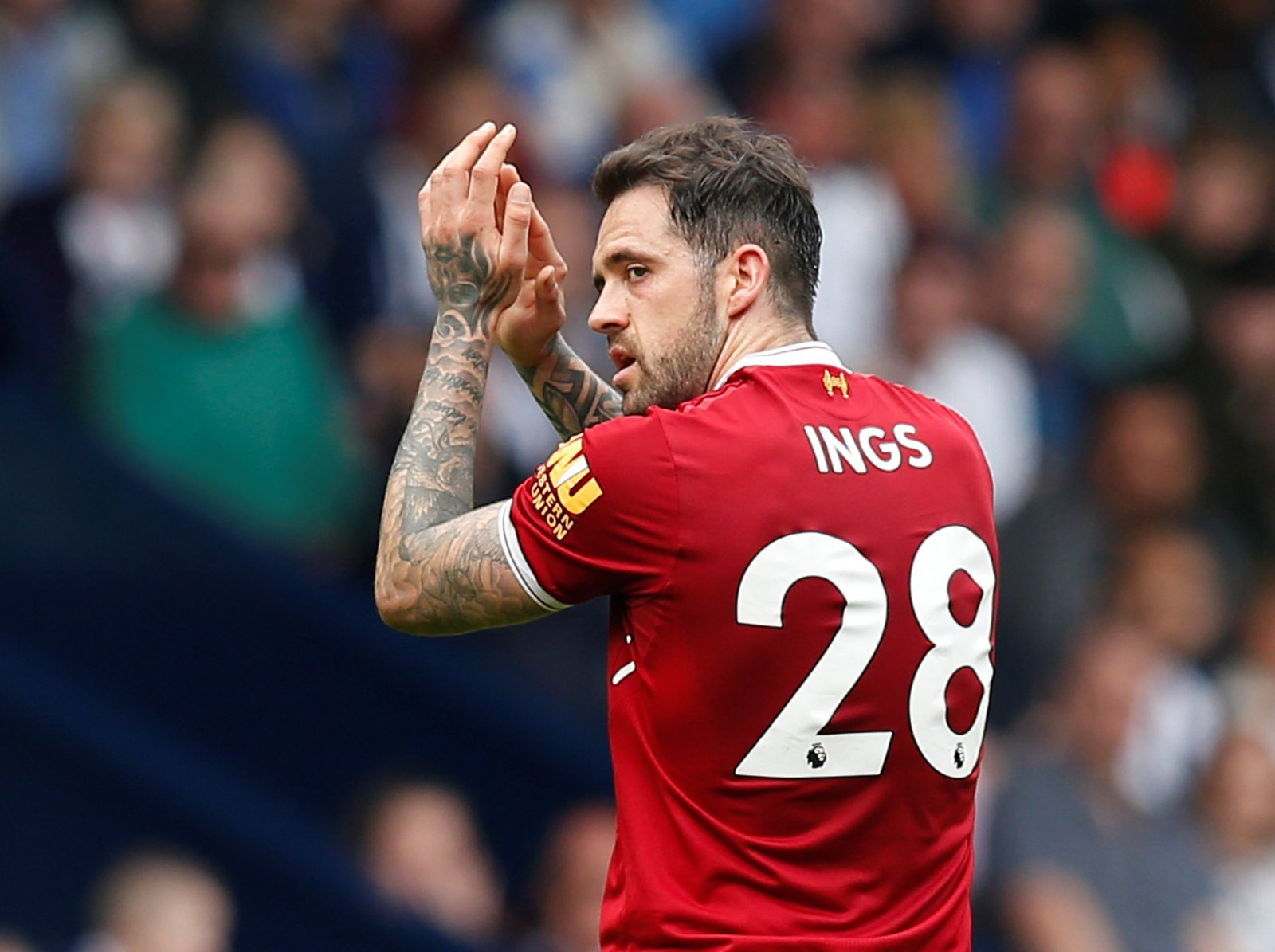 Mark Hughes is right to throw Danny Ings straight into action this weekend