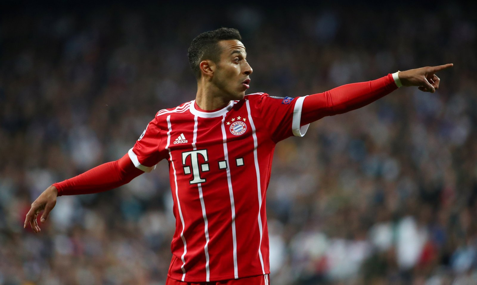 Thiago Alcantara absolutely ideal for Manchester City this summer