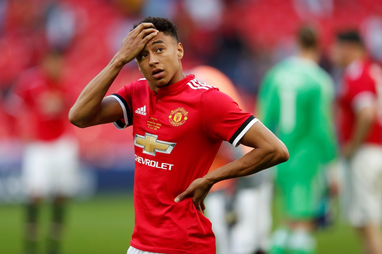 Manchester United: Fans less than pleased following predicted XI including Jesse Lingard