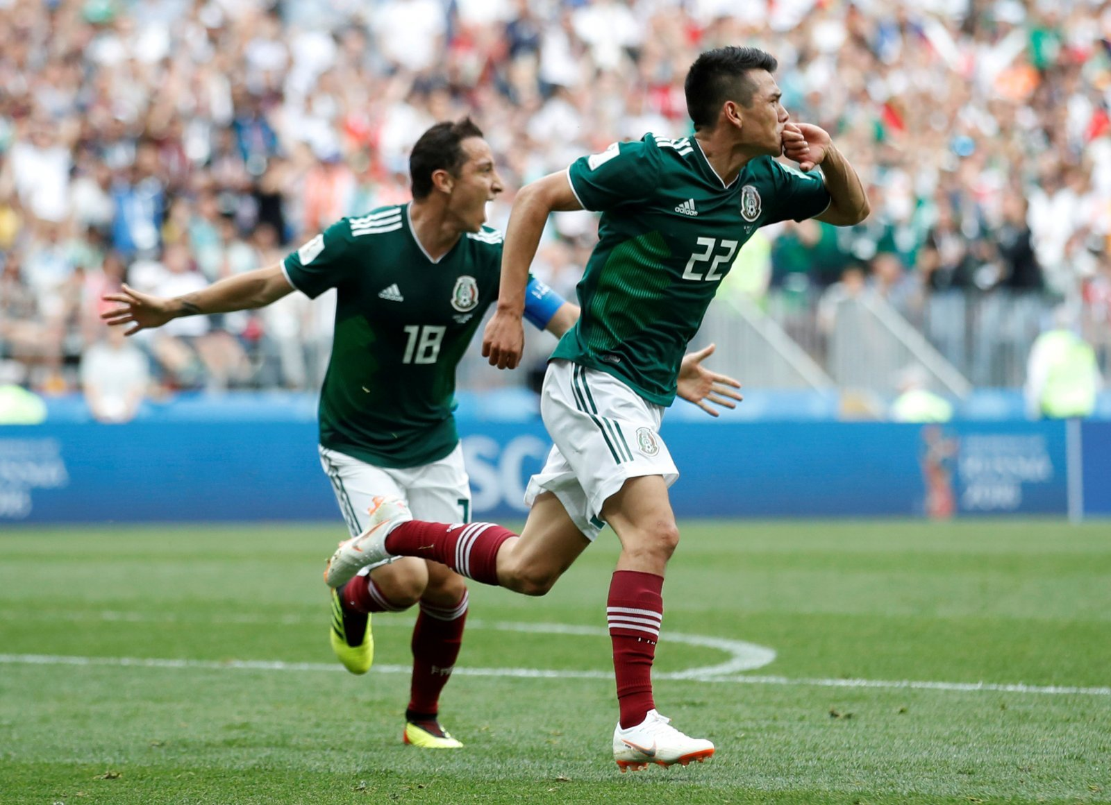 If Eden Hazard joins Real Madrid, Maurizio Sarri must sign Hirving Lozano to replace him