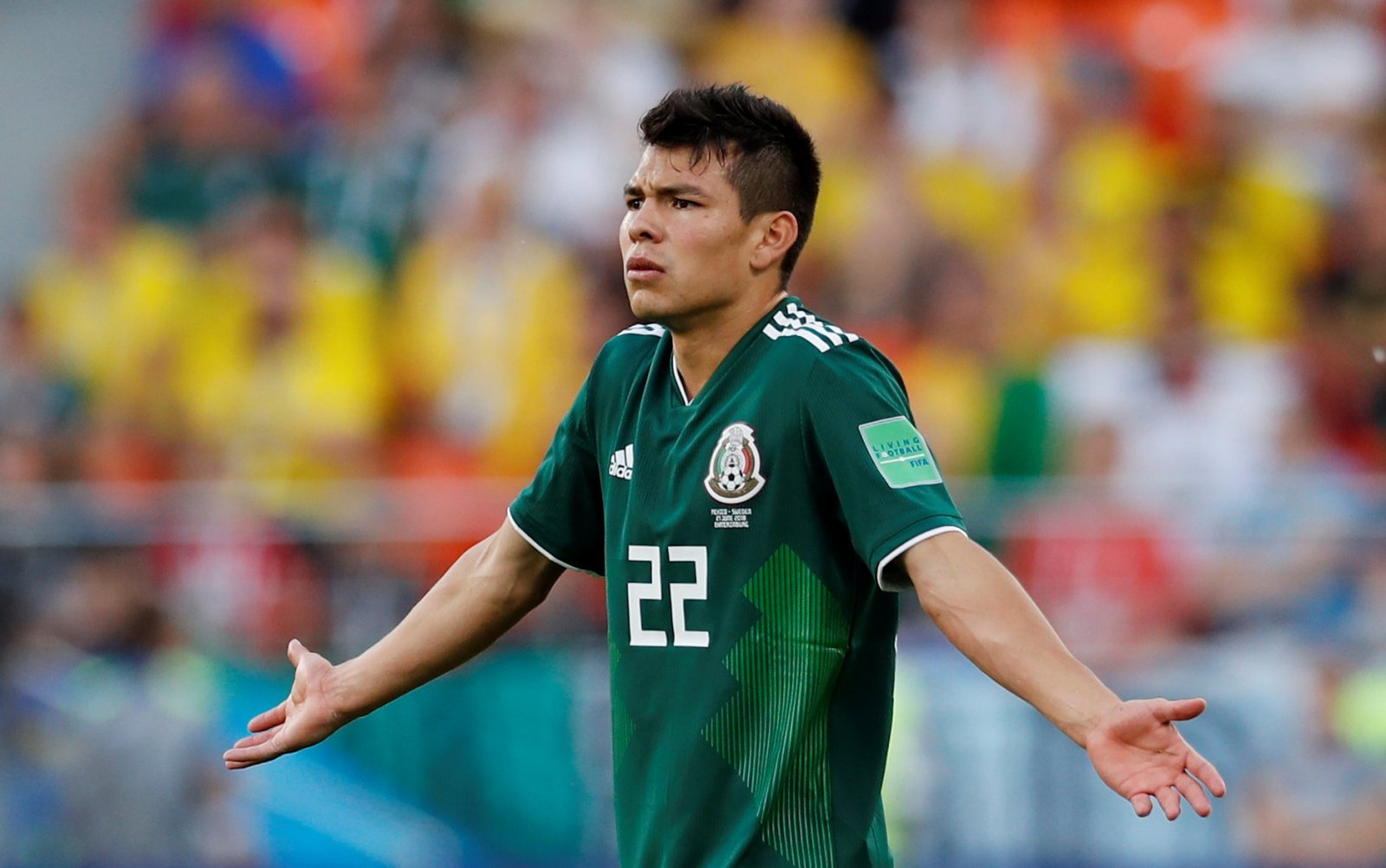Hirving Lozano would be a strong January signing for Manchester United