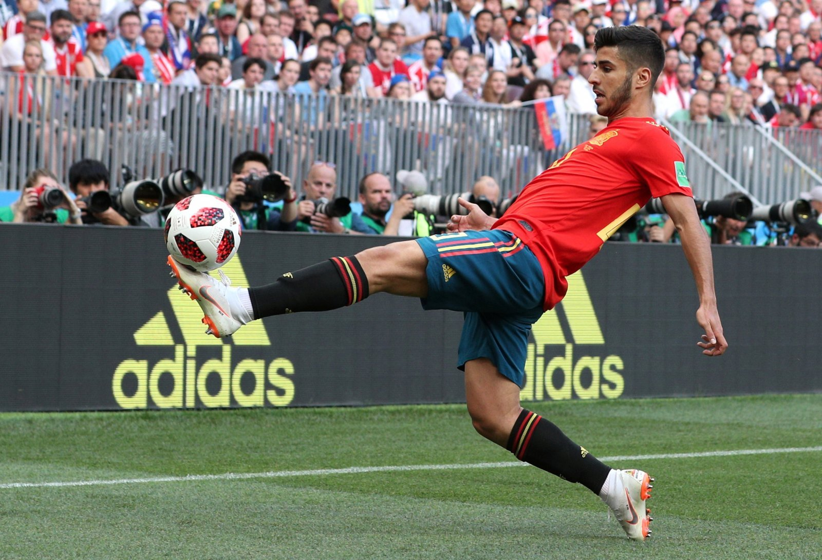 Real Madrid prepared to sell Marcos Asensio