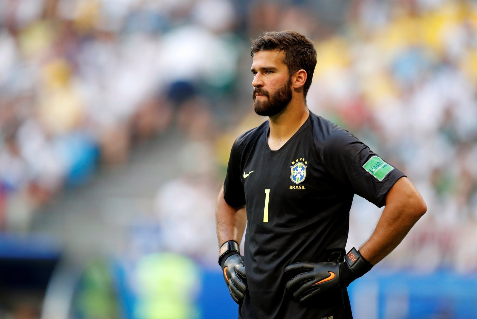 Alisson Becker continues to inspire Liverpool fans on Twitter
