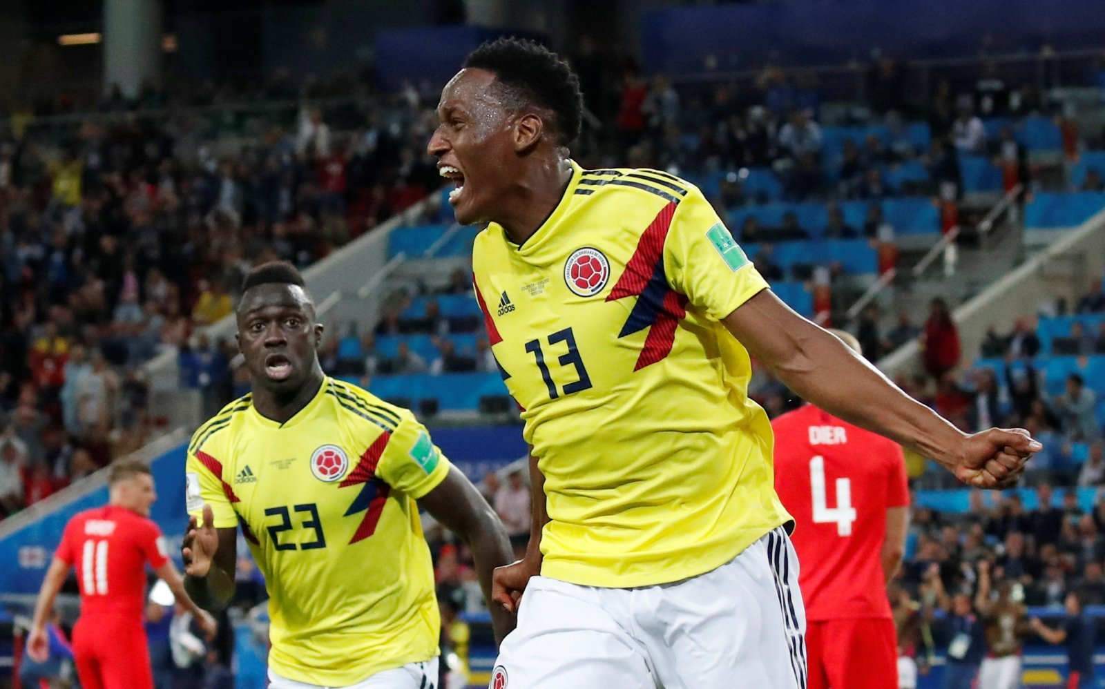 Wolves could make another transfer coup by signing Yerry Mina