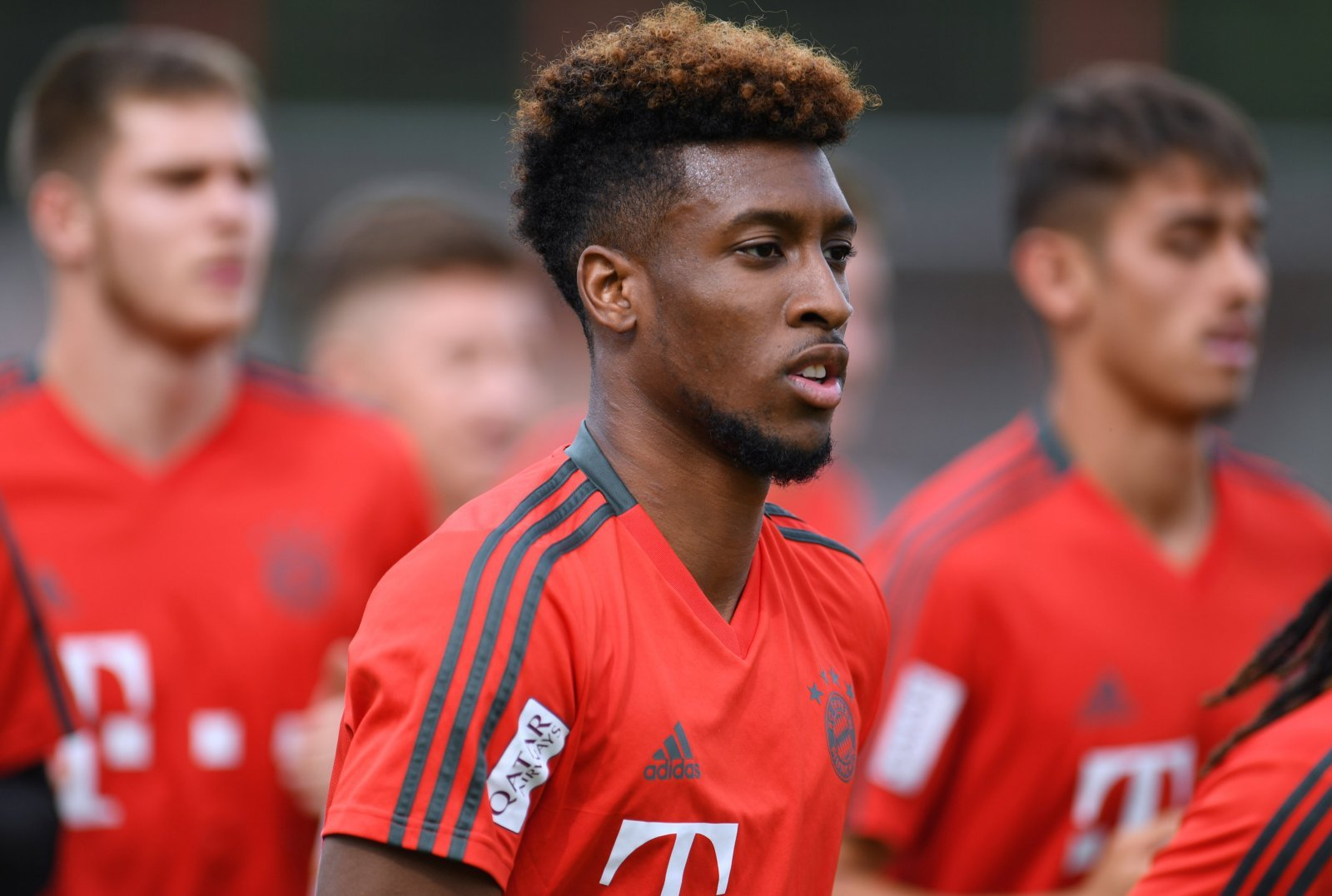 Dean Jones claims Arsenal have genuine interest in Kingsley Coman