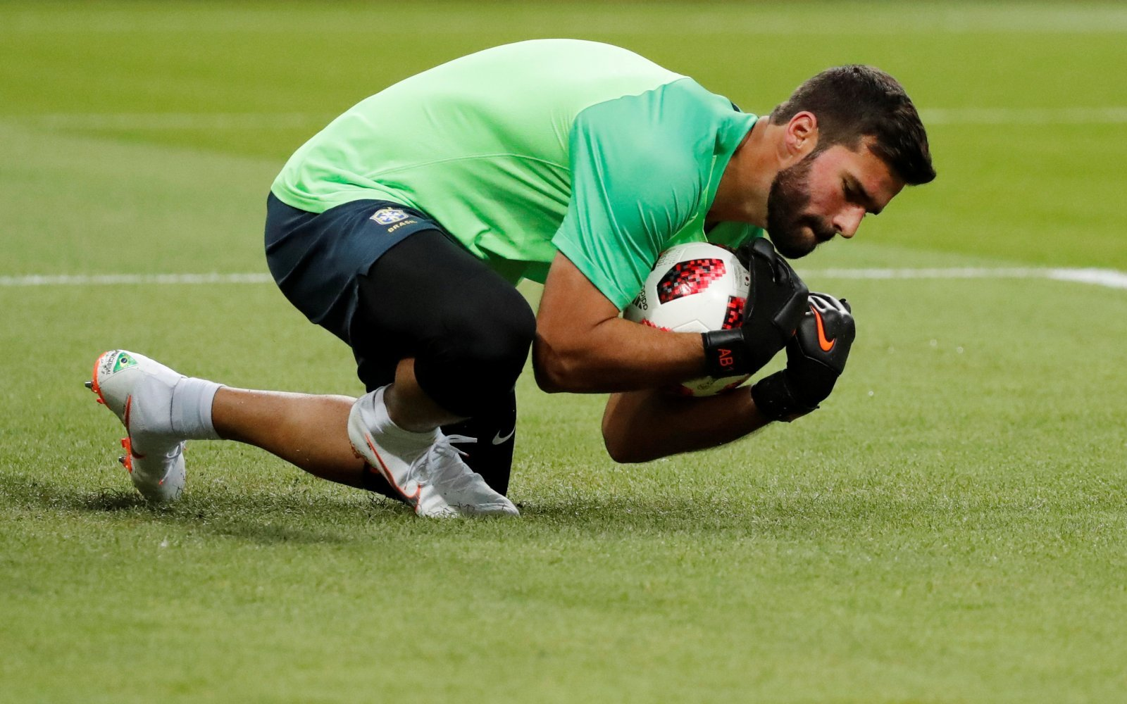 Liverpool's Alisson deal is bad news for Arsenal's title ambitions