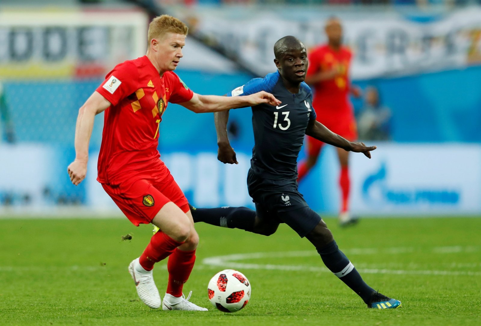 N'Golo Kante can become Pep Guardiola's next midfield icon