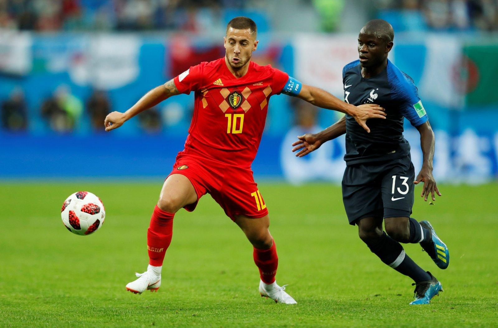 Chelsea fans call for Hazard contract extension following FIFA award nomination