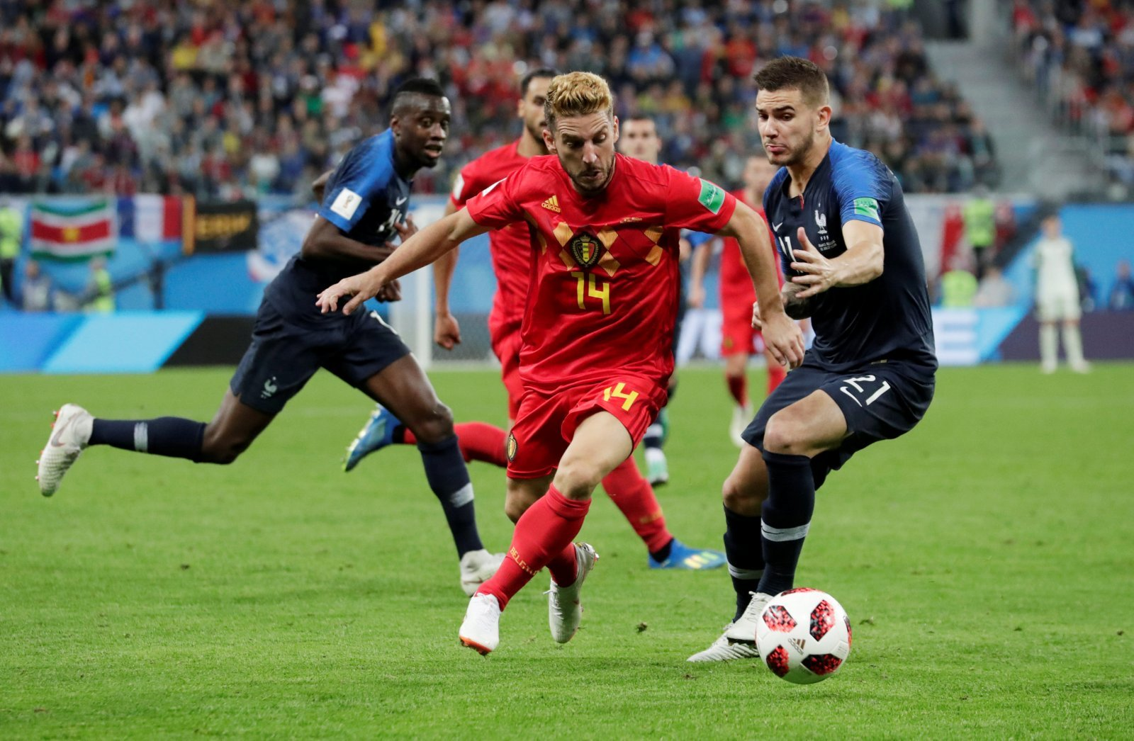 Dries Mertens is exactly what Mauricio Pochettino is looking for in the transfer market