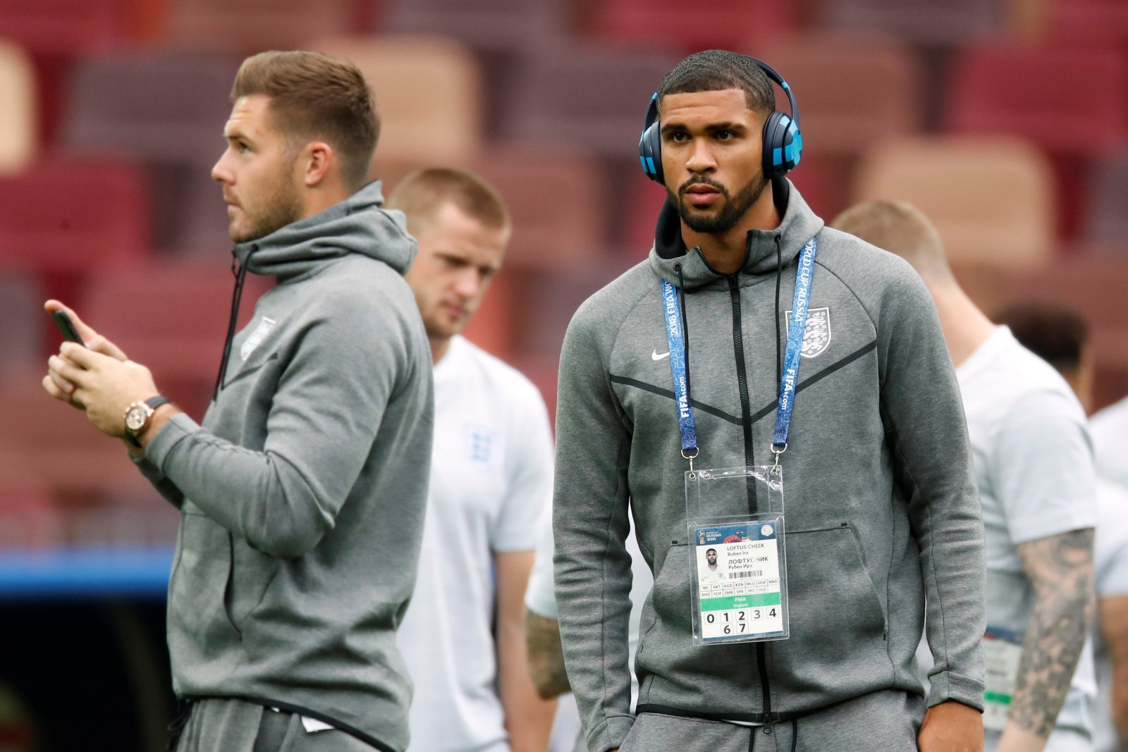 Chelsea fans have reacted positively to the prospect of Ruben Loftus-Cheek departing on loan