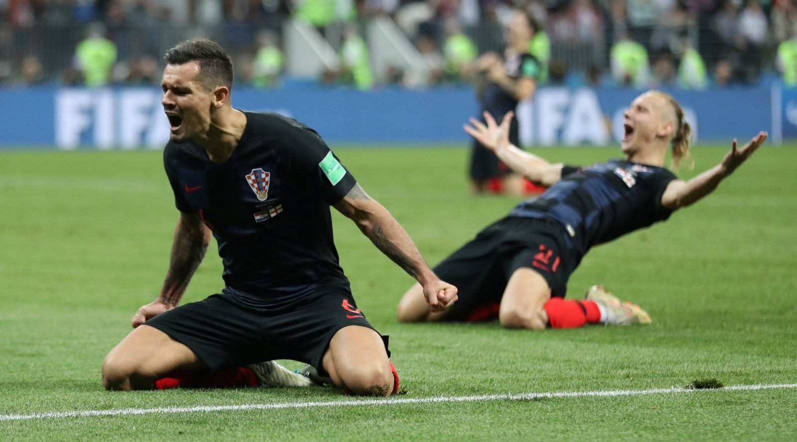Liverpool: Dejan Lovren reminds us all of the World Cup