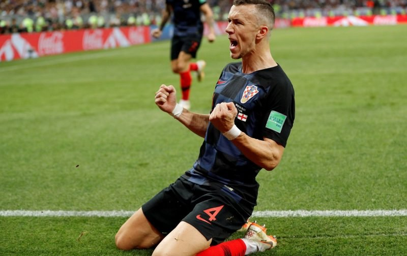 Chelsea fans want Ivan Perisic to join the club this summer