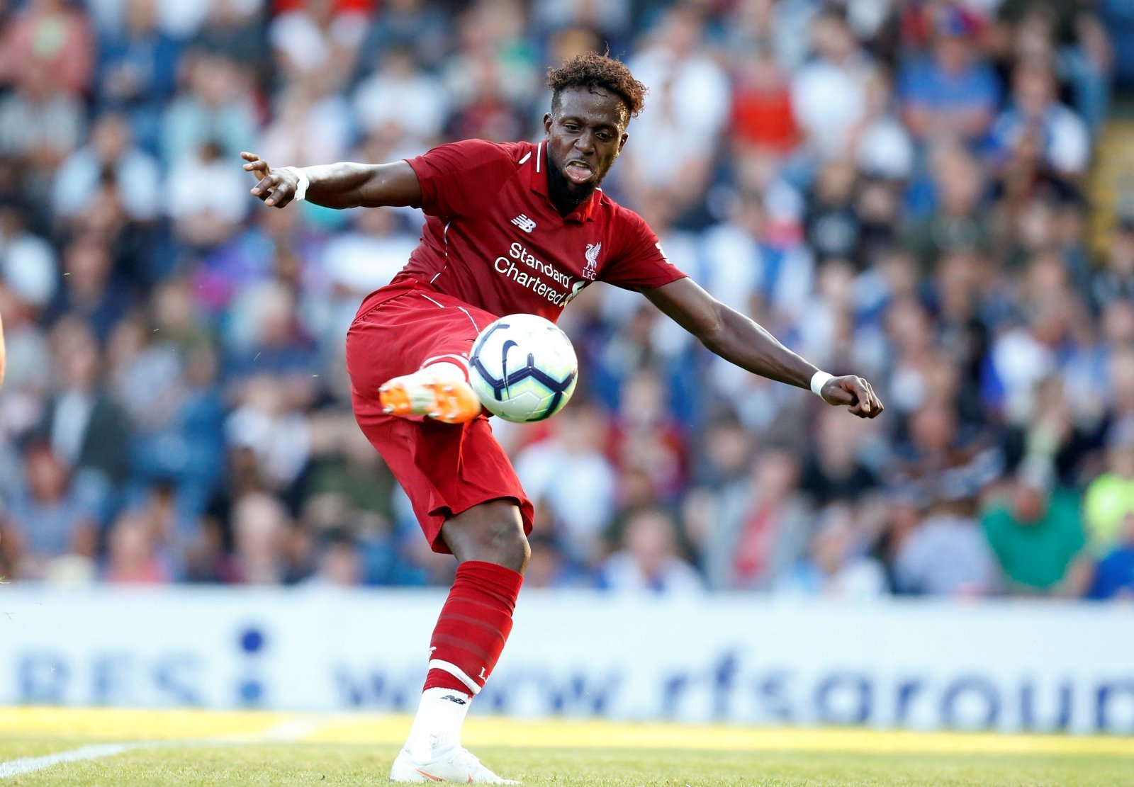 Liverpool looking to offer Divock Origi new deal