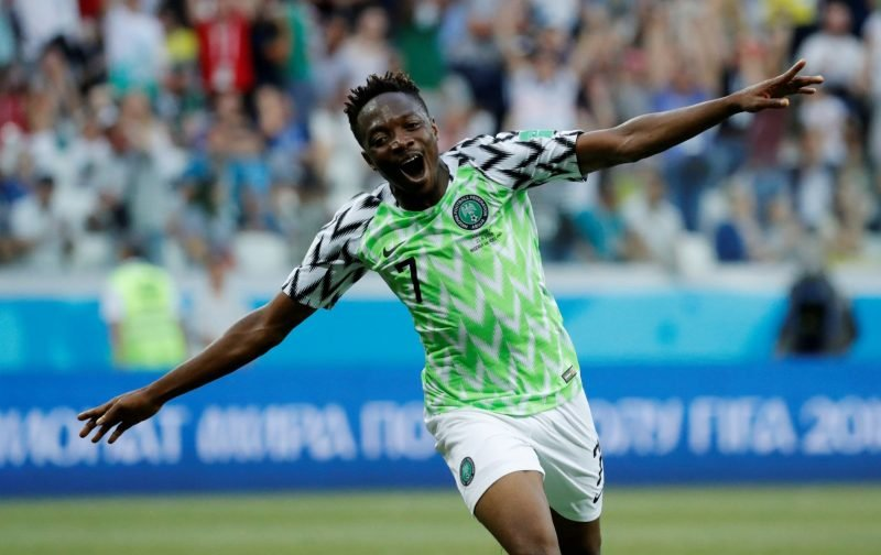 £40 million sale of Ahmed Musa would be a huge deal for Leicester