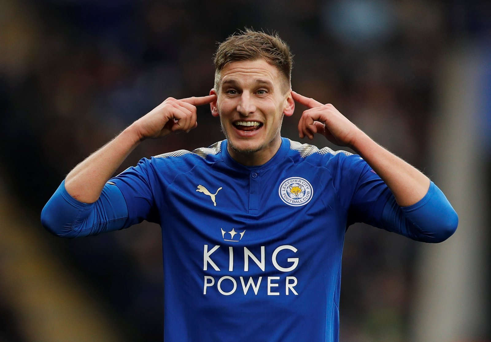 Albrighton and Pereira slowly forming an effective partnership at Leicester City