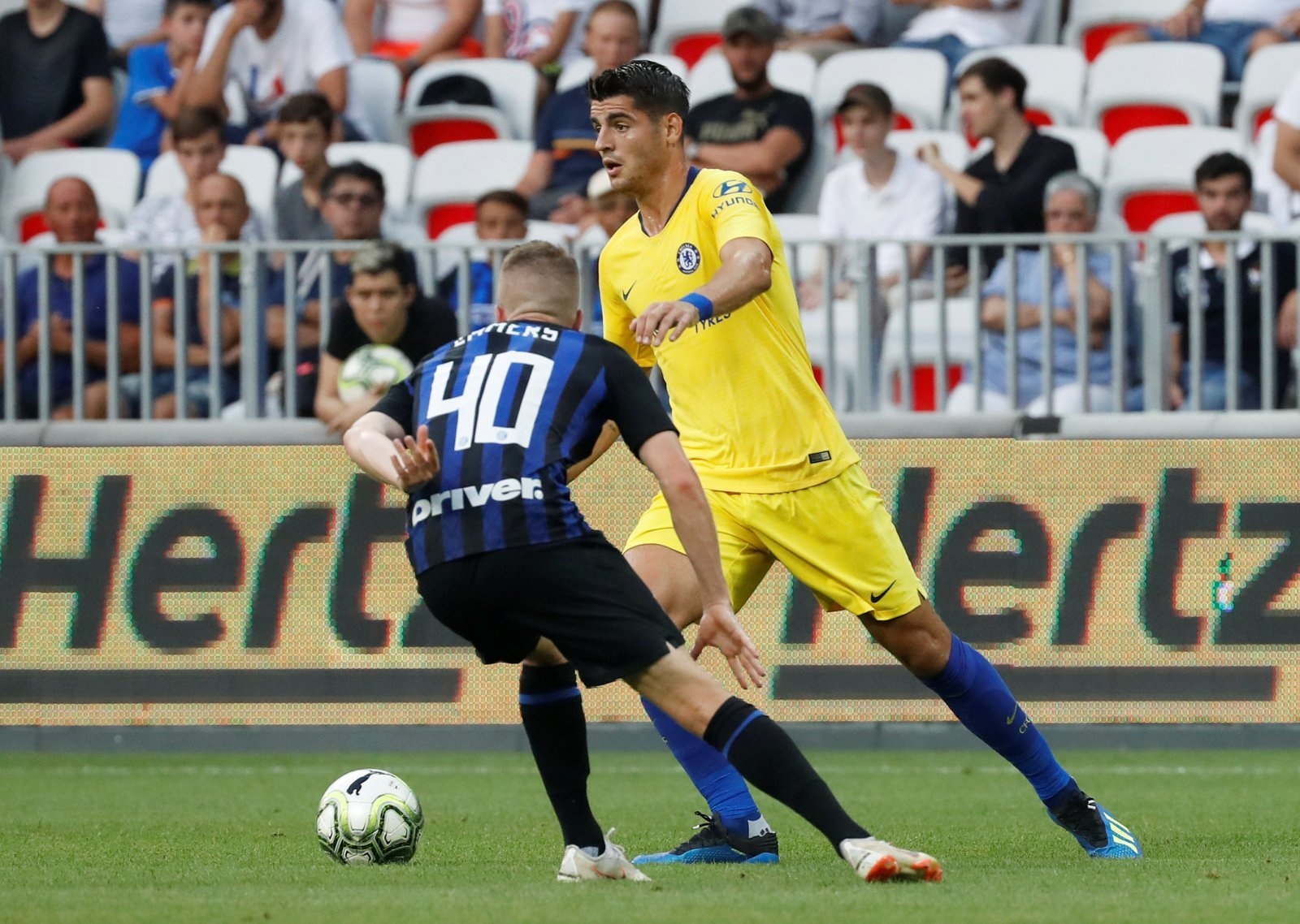 Scores 20, Hazard link up: This should be the dream 18/19 Chelsea season for Morata