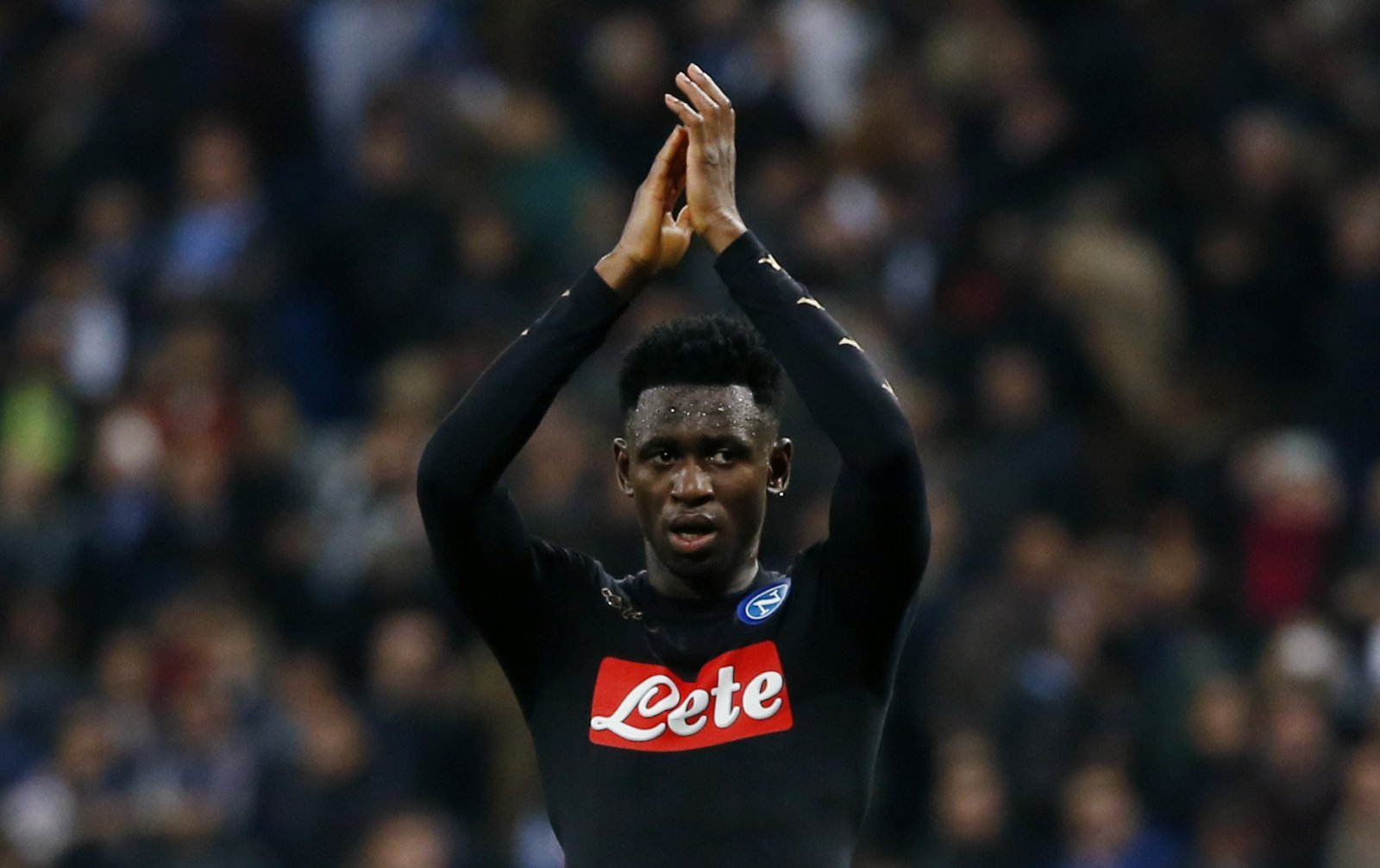 Wolves can go up another level if they can manage to get Napoli's Diawara through the door