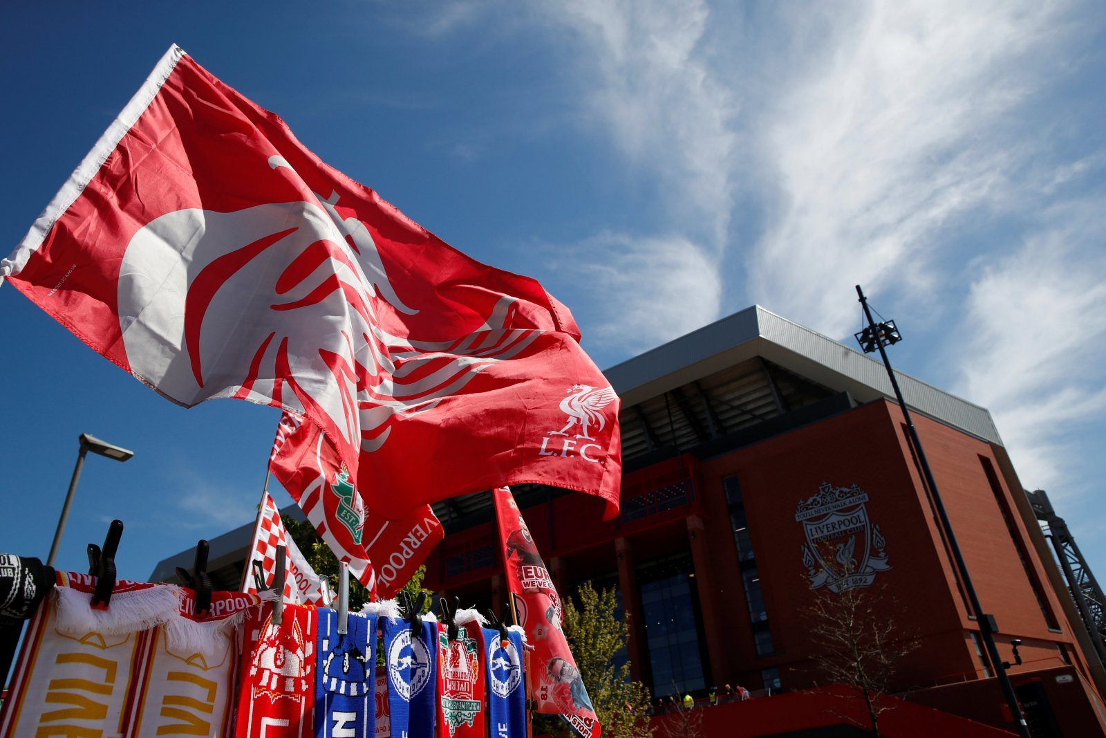 Liverpool fans happy to renew New Balance deal