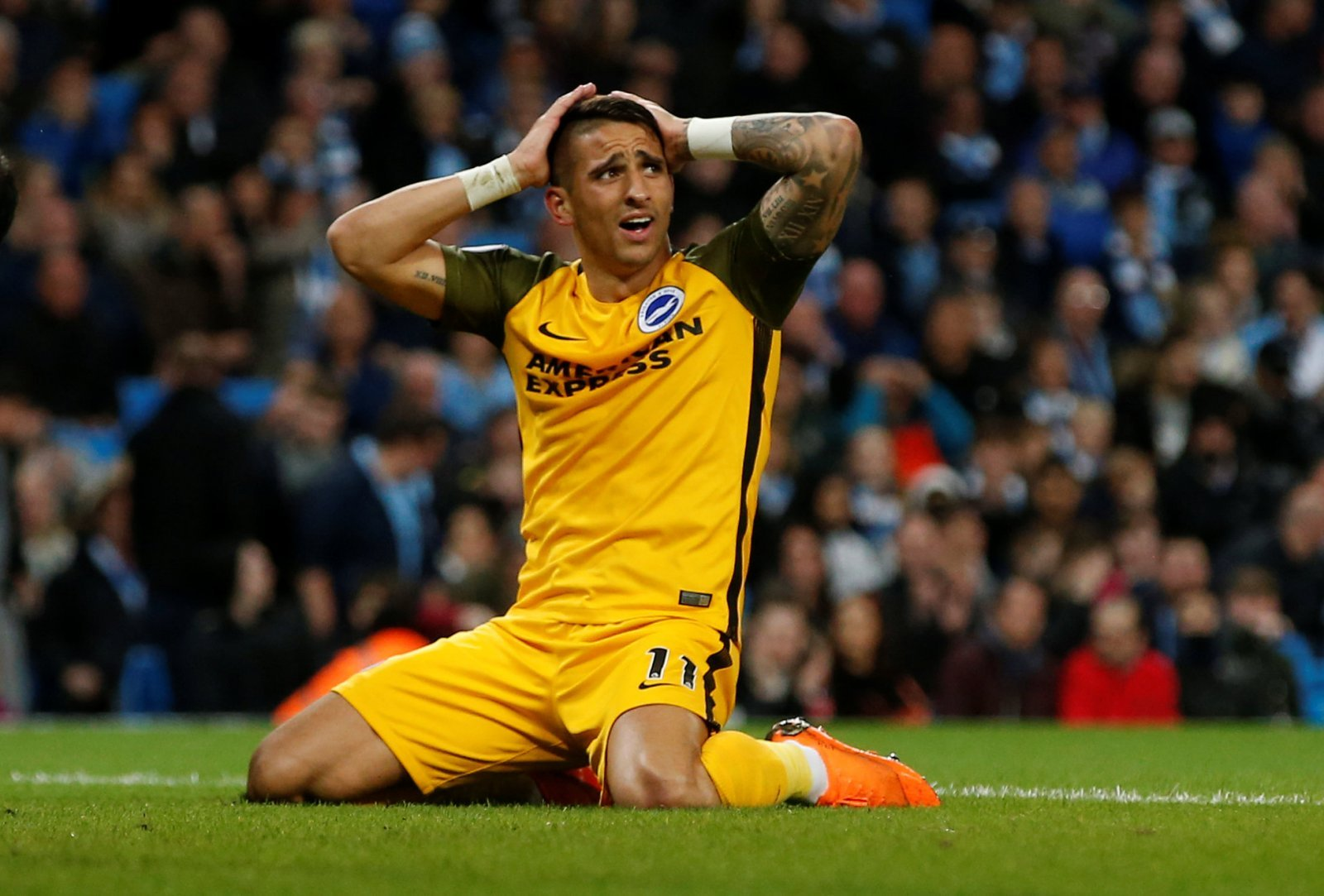 Domino effect: Brighton target could open the door for West Brom to move on Knockaert