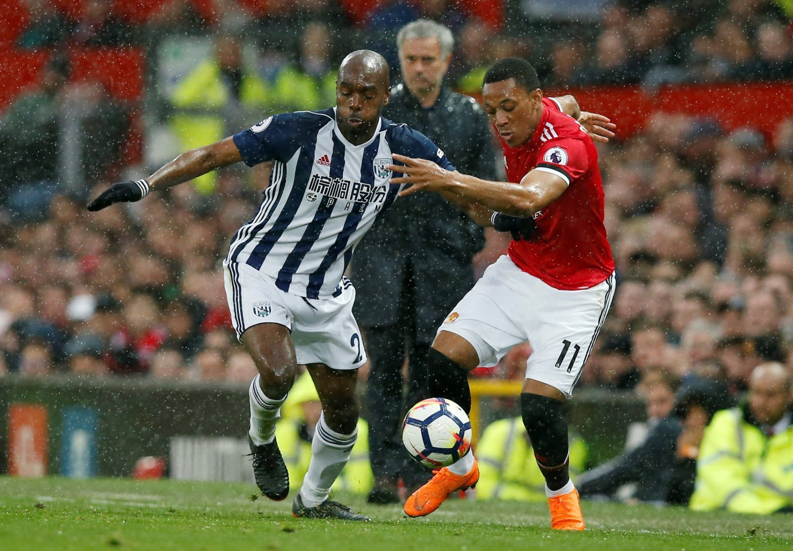 Manchester United's main objective this summer must be keeping Martial