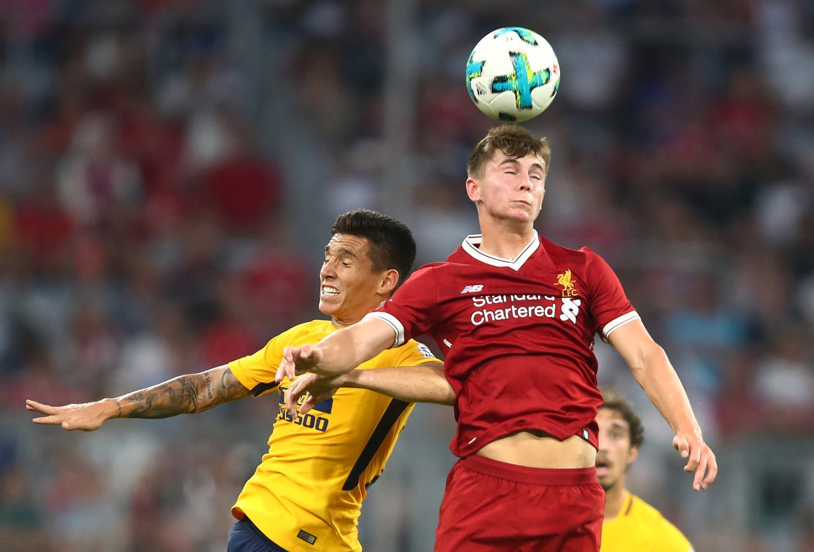 Liverpool: Ben Woodburn to return to Anfield following metatarsal injury