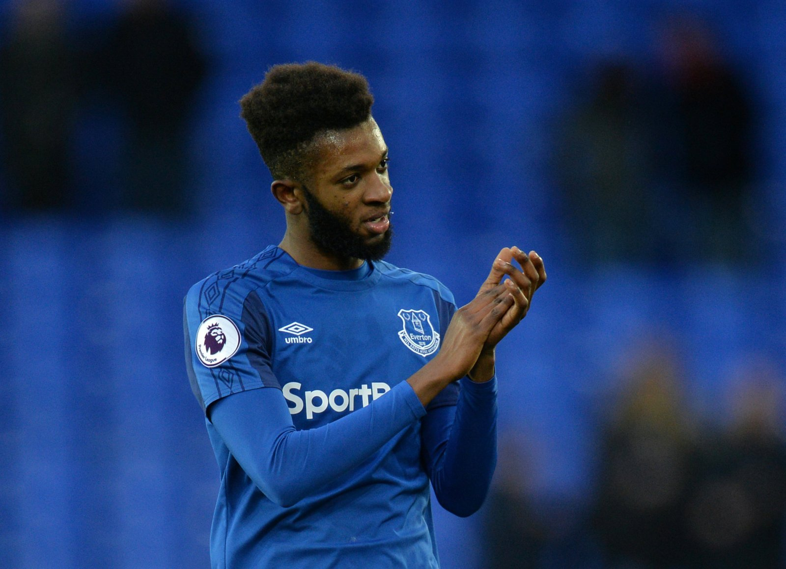 Rangers must look to sign Everton's Beni Baningime in January