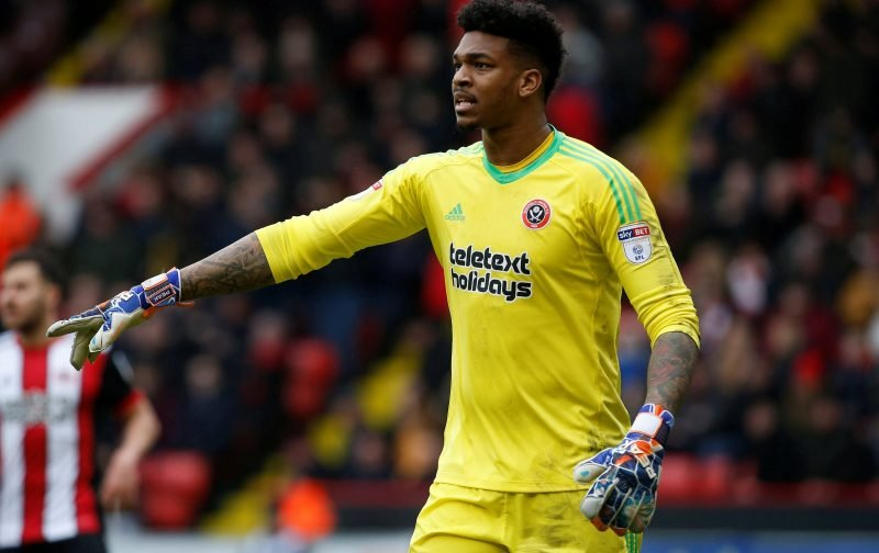Jamal Blackman provides Leeds fans with exciting response on Instagram