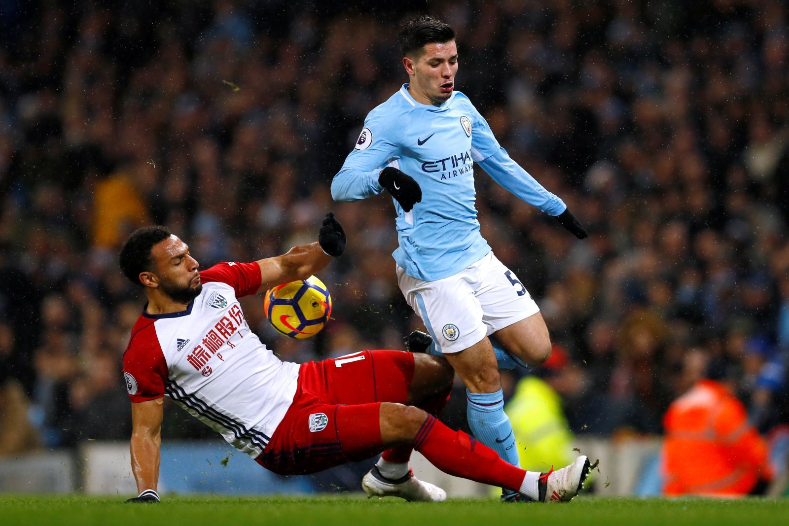 Celtic should absolutely make a move for Manchester City's Brahim Diaz