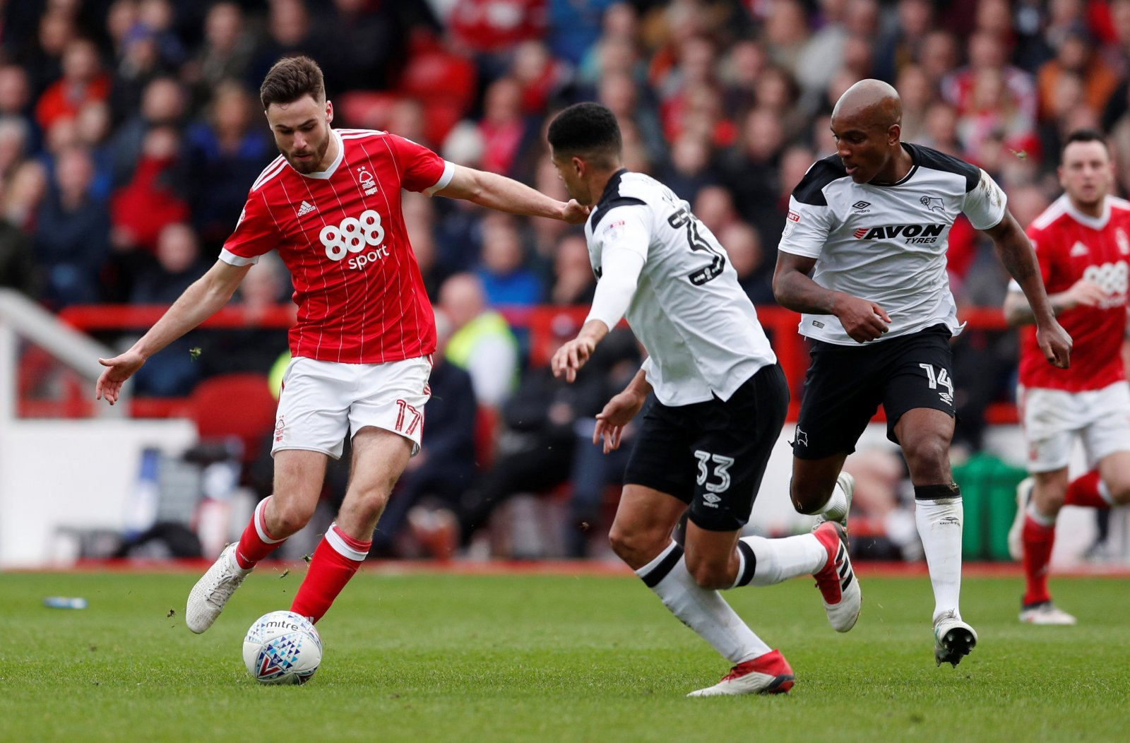 Nottingham Forest will sell Brereton for right price