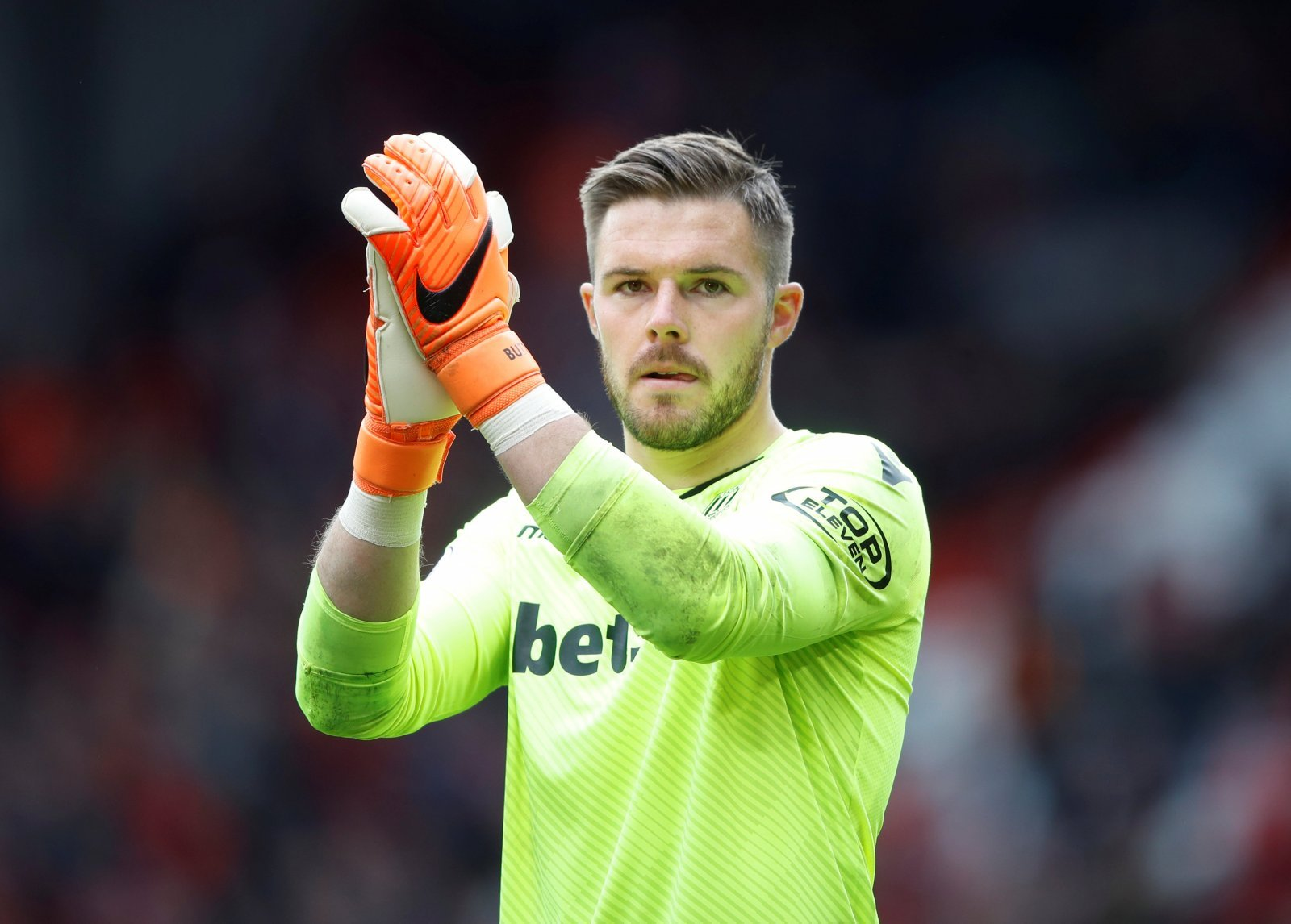 Leicester should be the first to make a move for Stoke City's Jack Butland