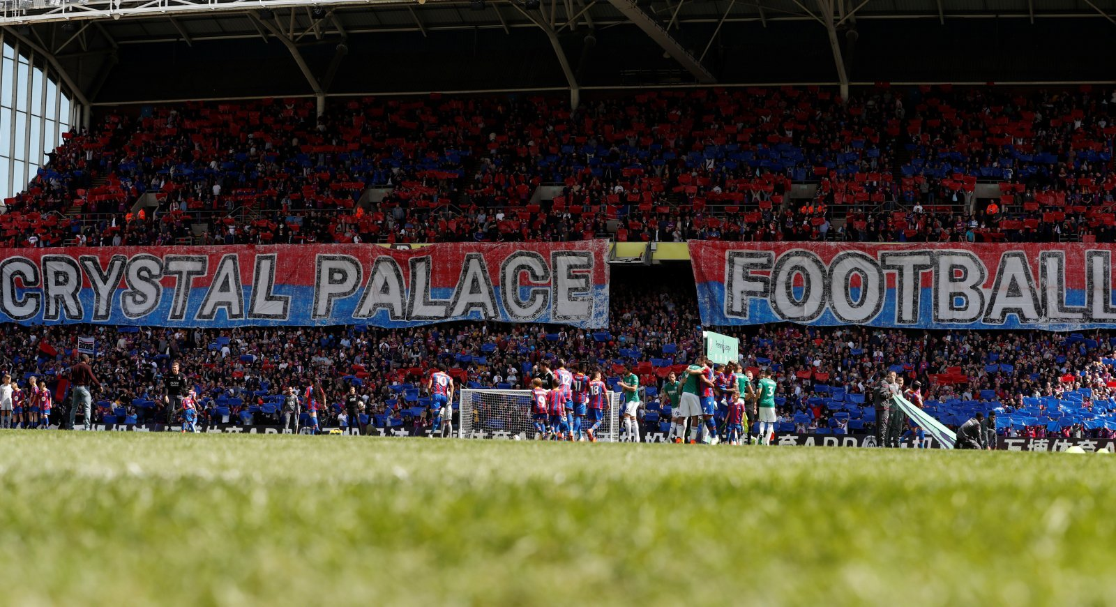 Crystal Palace: 7 GIFs that sum up fans' response to FA cup draw vs Derby County