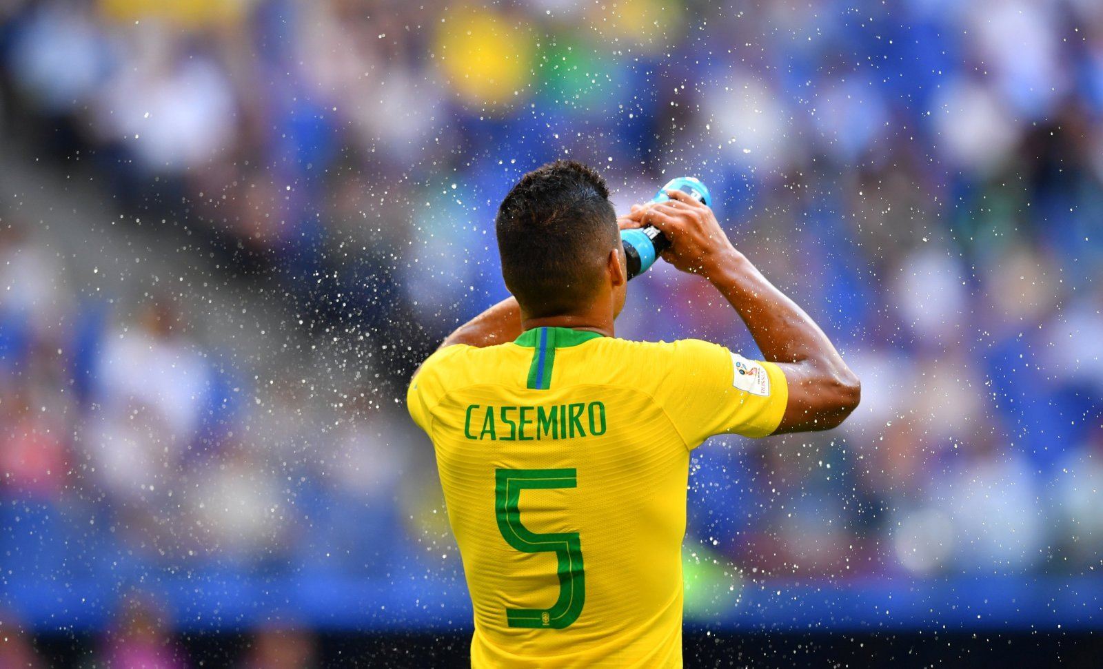 Manchester City could really do with signing Casemiro this summer