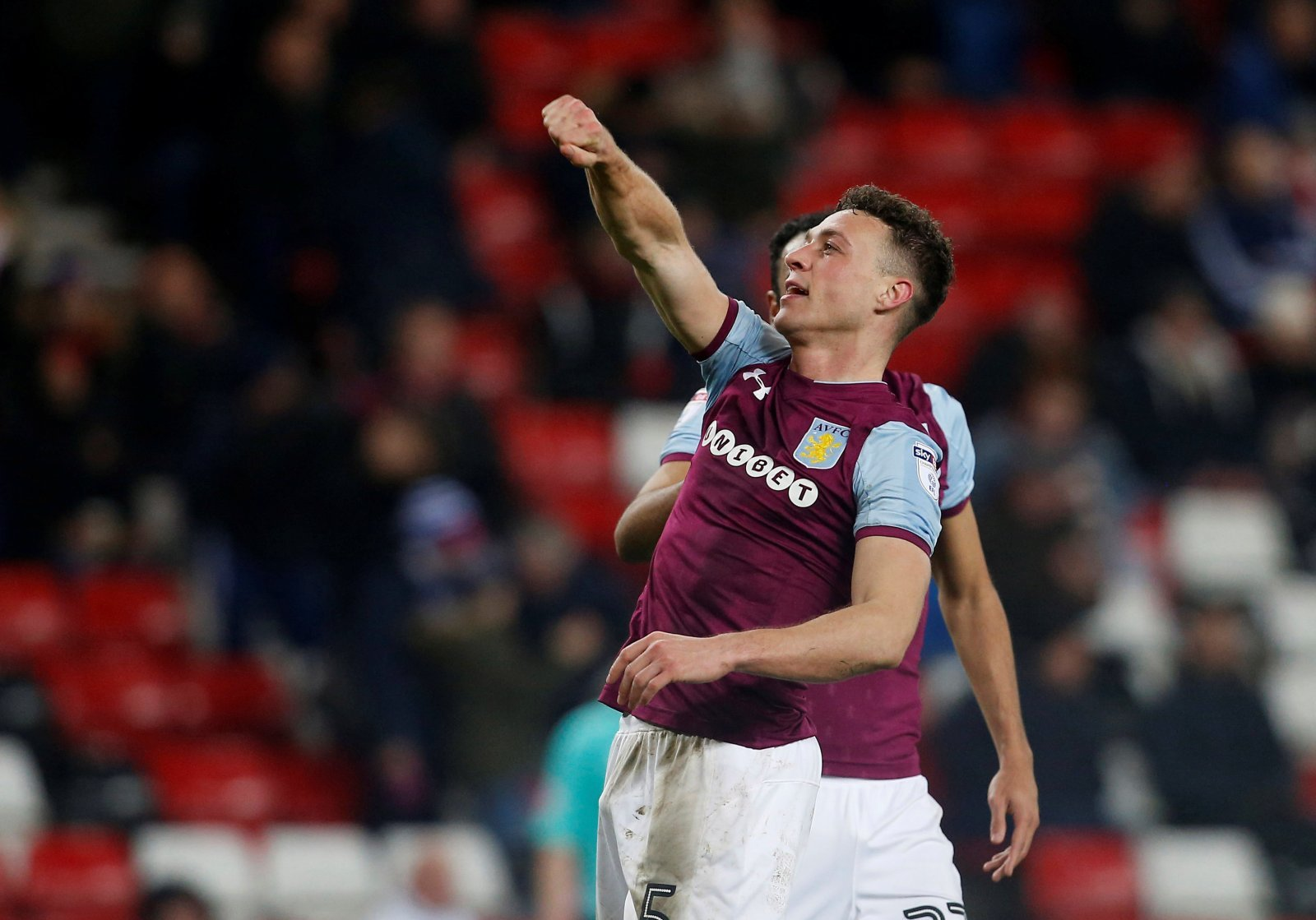 Stoke would be the team to beat in the Championship if they land James Chester