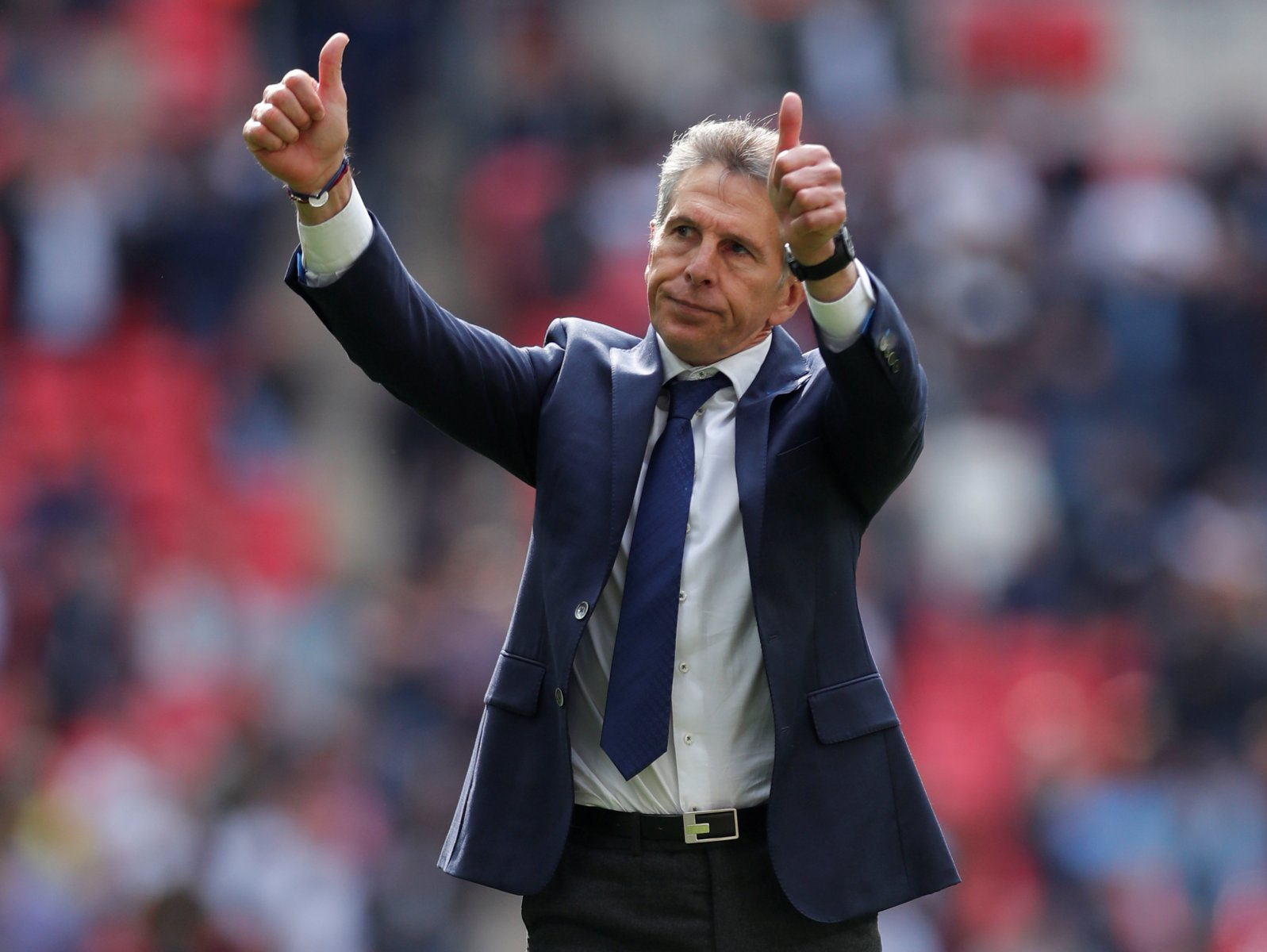 Leicester City fans take to Twitter to demand Puel's head after WOlves loss