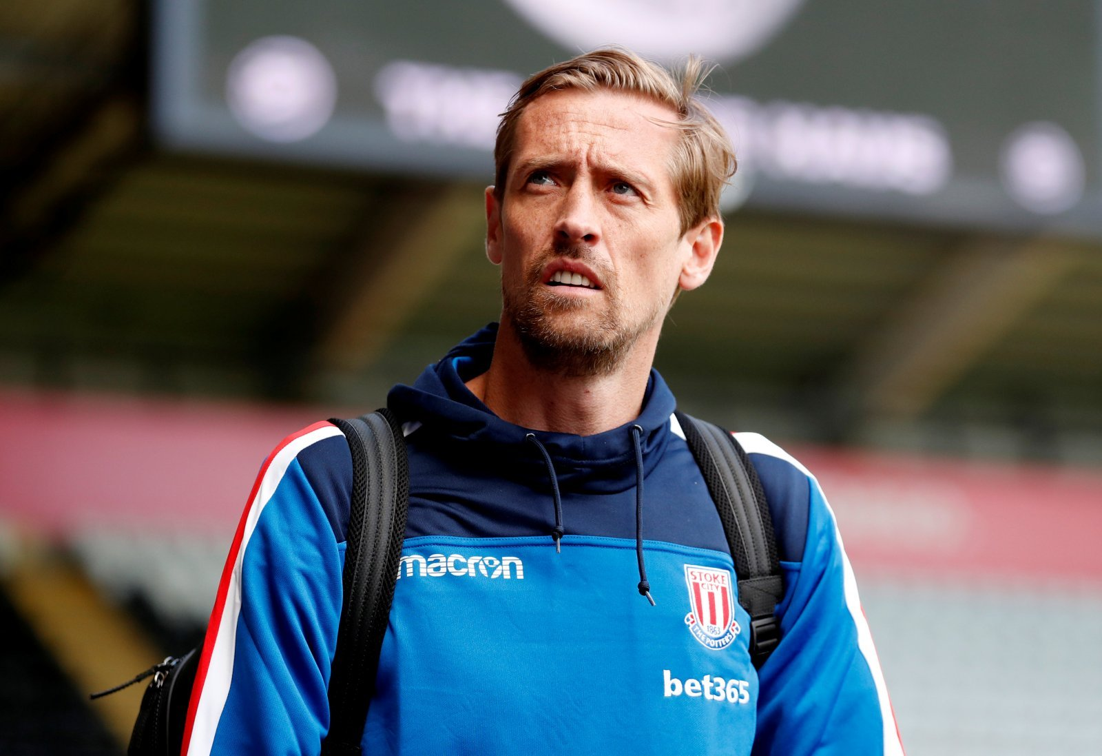 Peter Crouch should spend autumn of his career taking Rangers back to the top