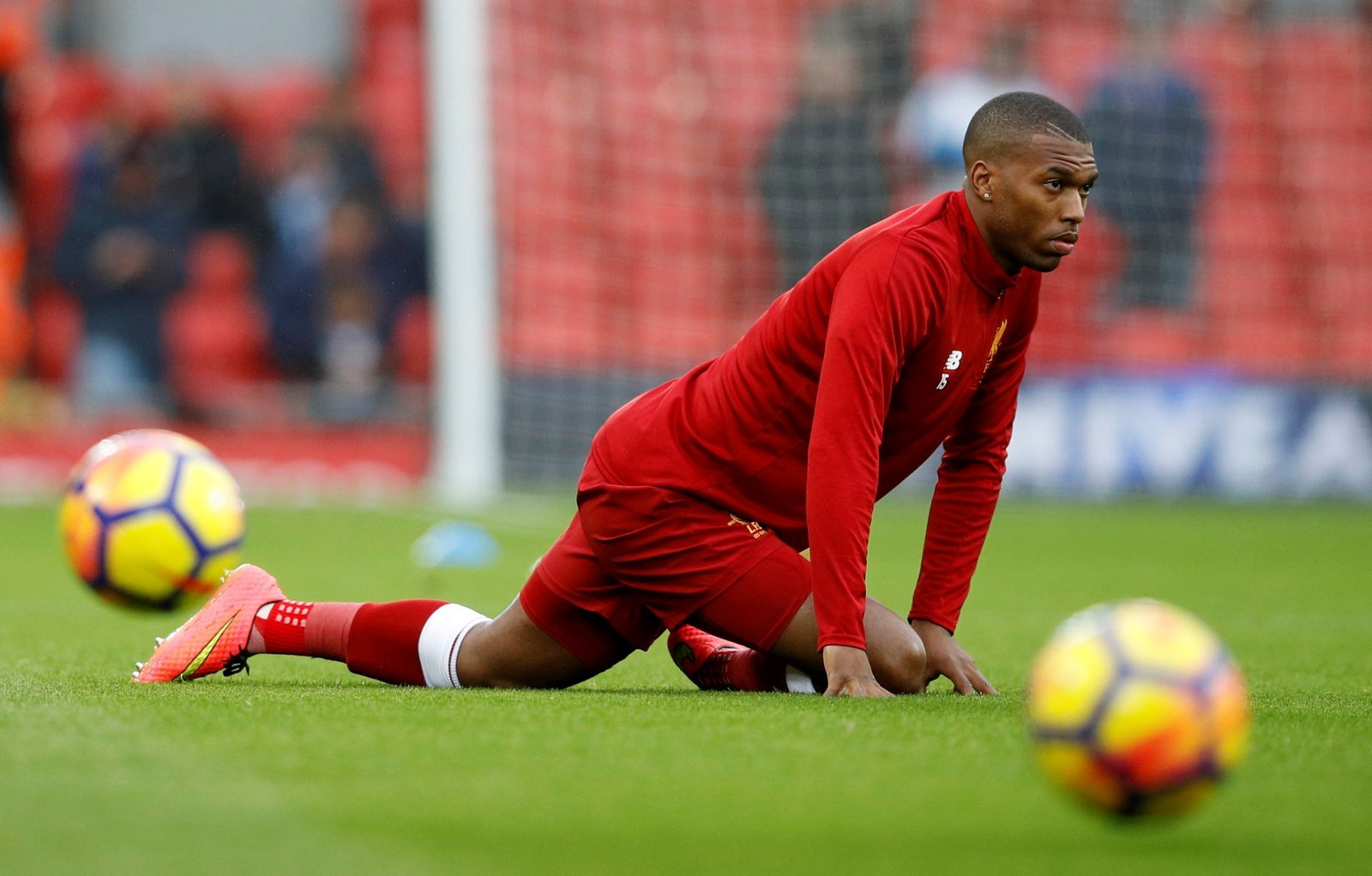 Liverpool fans take to Twitter to call for Daniel Sturridge in Firmino's absence