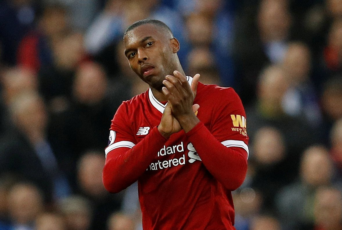 Liverpool fans on Twitter can't believe how good Sturridge has been