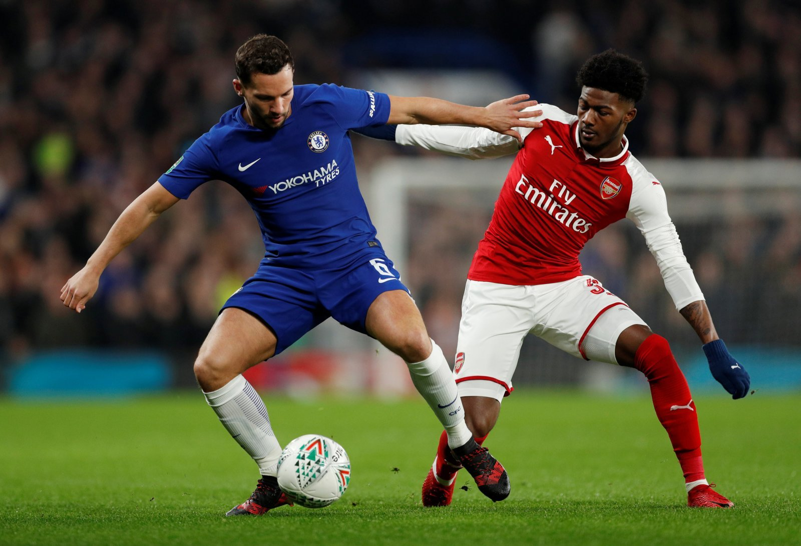 Golovin's arrival could mean the end of Drinkwater's Chelsea career